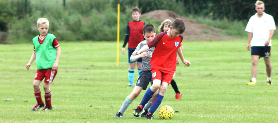 football at nunthorpe athletic juniors Middlesbrough