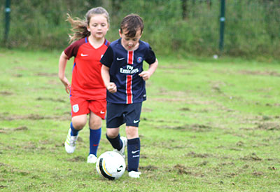 Have fun and play football at Nunthorpe Middlesbrough